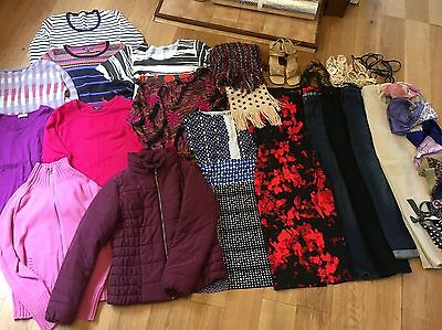 Ladies Clothing Bundle 10/12 Mostly M&S Great Cond 30 ITEMS * NEW ADDITIONS