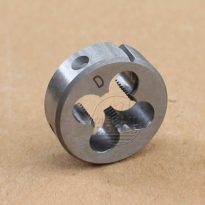 D Type 10 mm Buttress Thread Die for Watchmaker Lathe