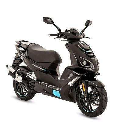 2016 Peugeot Speedfight 4 50 Darkside Brand New!
