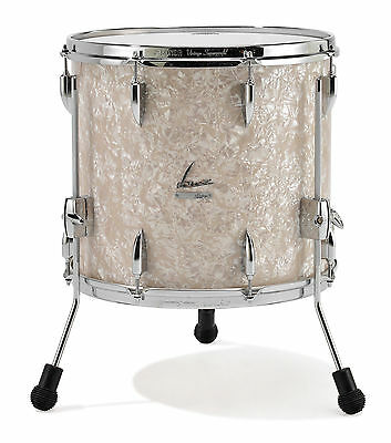 "NEUWERTIG: Sonor VT 15 1614 FT - Floor Tom 16"" x 14"" Vintage Pearl"