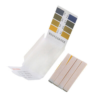 80/400/800pcs PH 5.4-7.0 Accurate Test Papers Strips Indicator Paper Lab Litmus