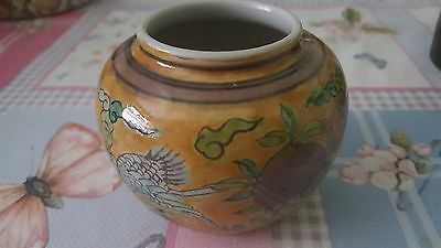 Chinese antique bowl / jar