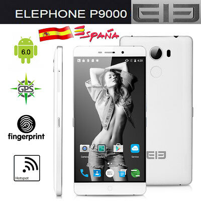 """Elephone P9000 4G Android 6.0 Octa Core 5.5 """"FHD 4GB+32GB 13MP Smartphone Móvil"""