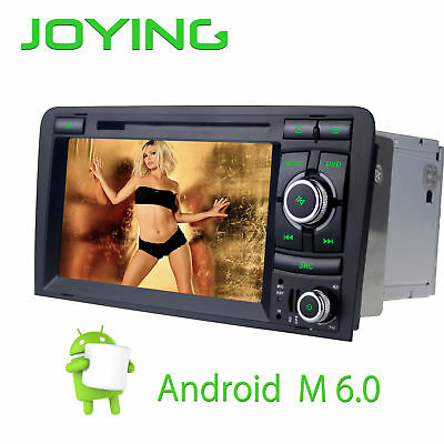 Android 5.1 2GBRAM 32GB ROM GPS BT NFC PIP Mirror Link DVR for Audi A3 2003-2013