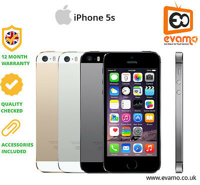 Apple iPhone 5S - Various Networks & Conditions
