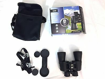 BUSHNELL 133450C Falcon 10 x 50mm Coated Optics Binoculars with case