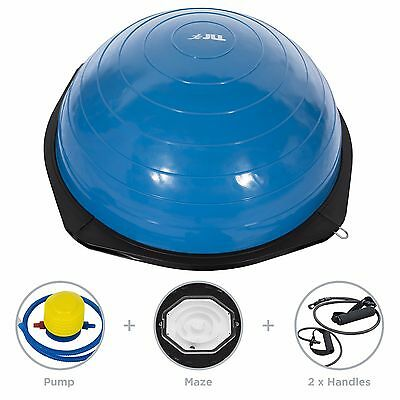 JLL® Maze Balance Trainer - Yoga & Fitness Training. Available in Blue or Silver