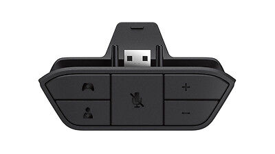 Xbox One Stereo Controller Headset Adapter For  Xbox Headset Headphones