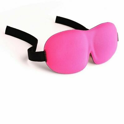Luxury Eye Mask/sleep Mask Men Women Travel Rest Yoga Meditation Blockout Lights