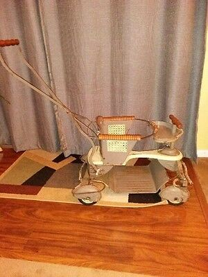 1940's Taylor Tot Baby Stroller