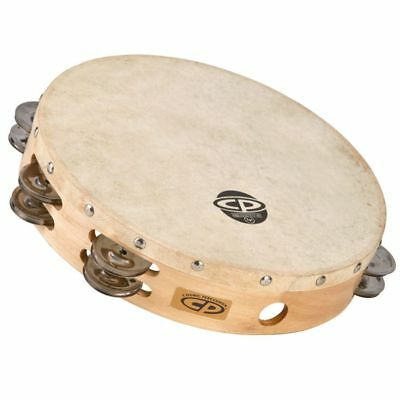 Latin Percussion CP380 CP Wood - Headed - Tambourine