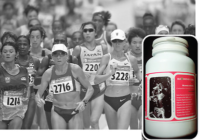 ReBound - Women Athletic Recovery formula