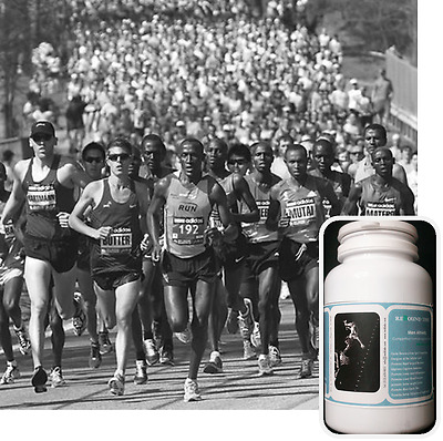 ReBound Time - Men Athletic Recovery formula supplements