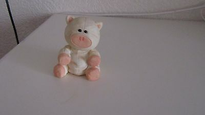 Treasured Pals Trotter The Pig Birthday 13 April 2004 Collectable Ornament  3 in