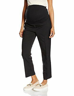 New Look Maternity Washed Overbump Bi Stretch, Mutande Donna, Black, 38 EU