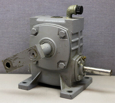 Canimex CH Gearbox Worm Gear Speed Reducer 50 Size 60 Ratio