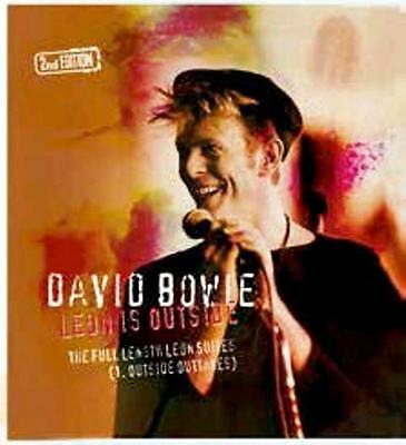 DAVID BOWIE Leon is Outside The Full Length Leon Suites CD 2nd Press DEMOS 1994