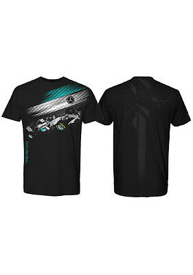 Oem Genuine Mercedes Benz Petronas F1 Race T-Shirt