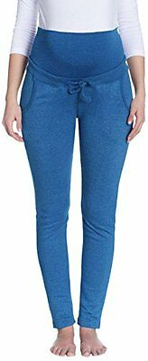 Bellybutton - Pantaloni premaman, Donna, Blu (Blau (true navy 3580)), 42 IT (28