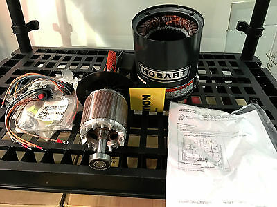 Hobart Replacement Motor For Fd3-150 Food Waste Disposers - 475137-00007