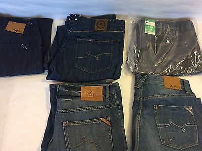 36x32  Lot of 5 LRG Lifted Research Group Jeans