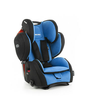 RECARO child car seat YOUNG SPORT HERO Saphir 9-36kg 20-79lbs Made in Germnay