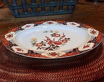Vintage Kyoto By Momoyama Fine China Made In Japan - Platter