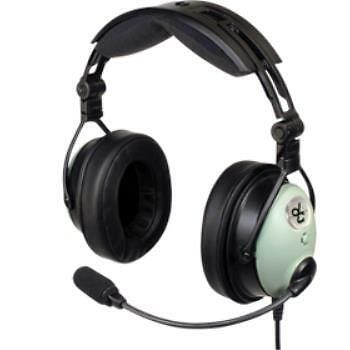 David Clark DC ONE-X ANR Aviation Headset w/ BT