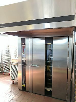 Baxter Hobart OV210G Rotating Double-Rack Oven Gas