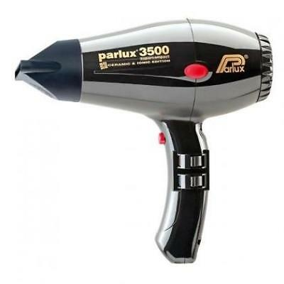 PARLUX 3500 Supercompact Ceramic and Ionic Dryer 2000W Black