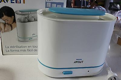 Philips Avent 3 in 1 Electric Steam Bottle Sterilizer