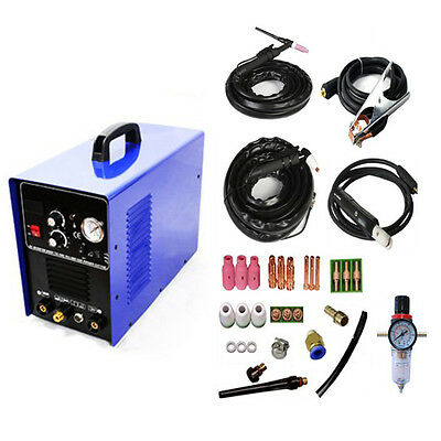KAYI 220V Cutter Stick Welder Portable Inverter 3 in 1 Combo Welding Machine New