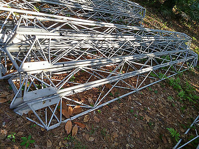 Aluminum Triangle Trusses - 12', 17' and 20' lengths