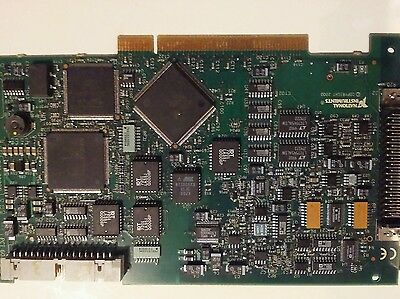 National Instruments PCI-6024E DAQ CARD VERY LOW USE