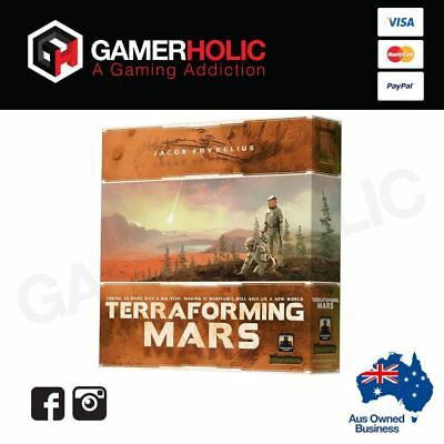 Terraforming Mars Board Game Brand New