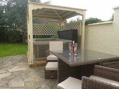 Luxury break 5-7 May  Own hot tub, robes/slippers and free use of bikes