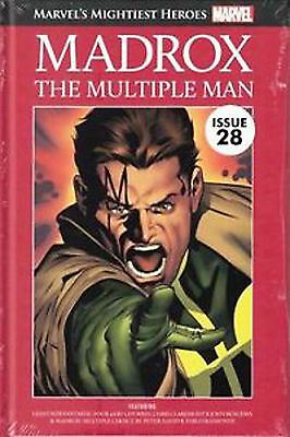 MARVEL'S MIGHTIEST HEROES 28 - Madrox The Multiple Man Hardcover (New)