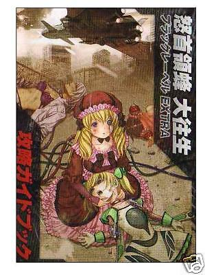 Dodonpachi Black Label Bonus Booklet XBOX 360 Art Book