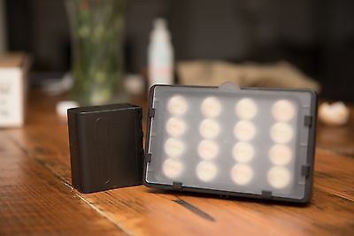 Switronix Torch led BT220R Dimmable light in excellent condition