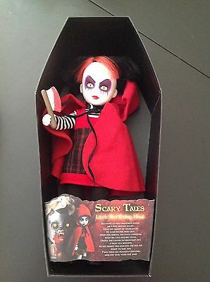 Living Dead Dolls Little Red Riding Hood In Coffin Box