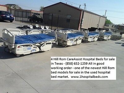 Hill Rom CareAssist Hospital Bed Full Electric Medical Bed Sale