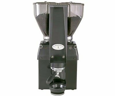 La Marzocco Swift Ceramic Grinder Dual Hoppers Auto Tamp High Volume