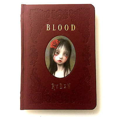 BLOOD by Mark Ryden - Art Show - catalog hardcover rare limitied edition new