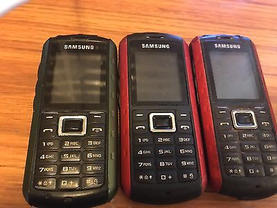 Joblot 3 x faulty mobile phone