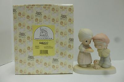 Enesco Precious Moments 'Sweeter As The Years Go By',522333,Heart Mark