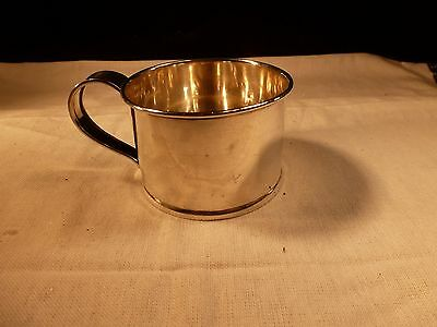 Antique Gorham 19Th Century Sterling Silver Baby Cup Can Bailey Banks Biddle