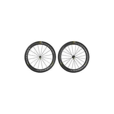 Coppia ruote Mavic Cosmic Pro Carbon Exalith 25 HG11 Nuovo Procycling Point Cicl