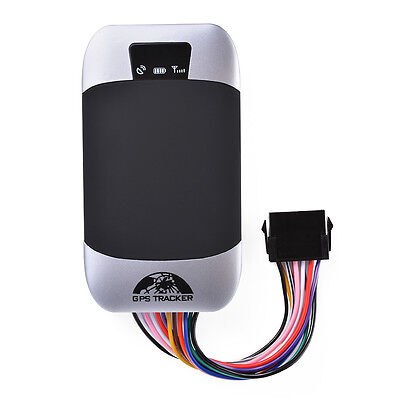 SMS/GSM/GPRS Supported GPS Tracker Car Vehicle Tracking Device DC 12V-24V MA1012