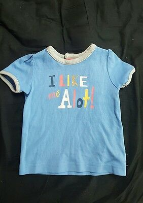 Baby boys 3-6months Top