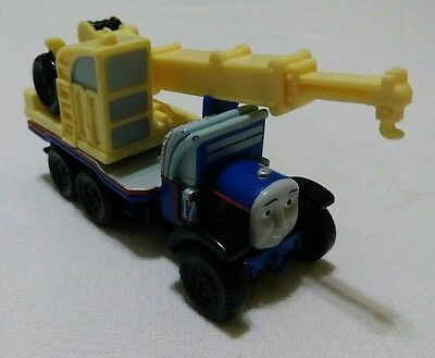 2009 Thomas the Tank Engine & Friends TRACKMASTER Kelly Construction Vehicle